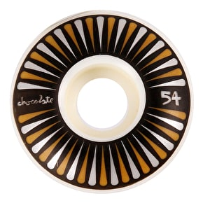 Chocolate Shiner 99a Skateboard Wheels - 54mm
