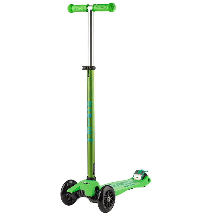 Maxi Micro Deluxe Complete Scooter  Green
