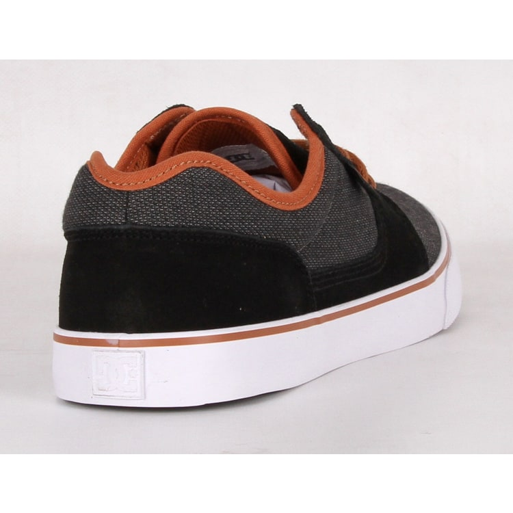 DC Tonik Skate Shoes - Black/Copper