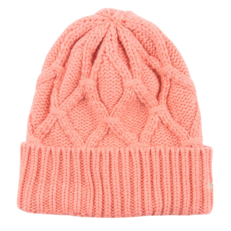 New Era Cashmere Blend Cuff Womens Beanie - Blush