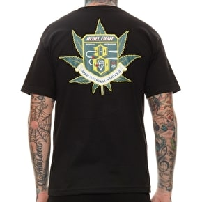 Rebel8 High Striker T-Shirt - Black