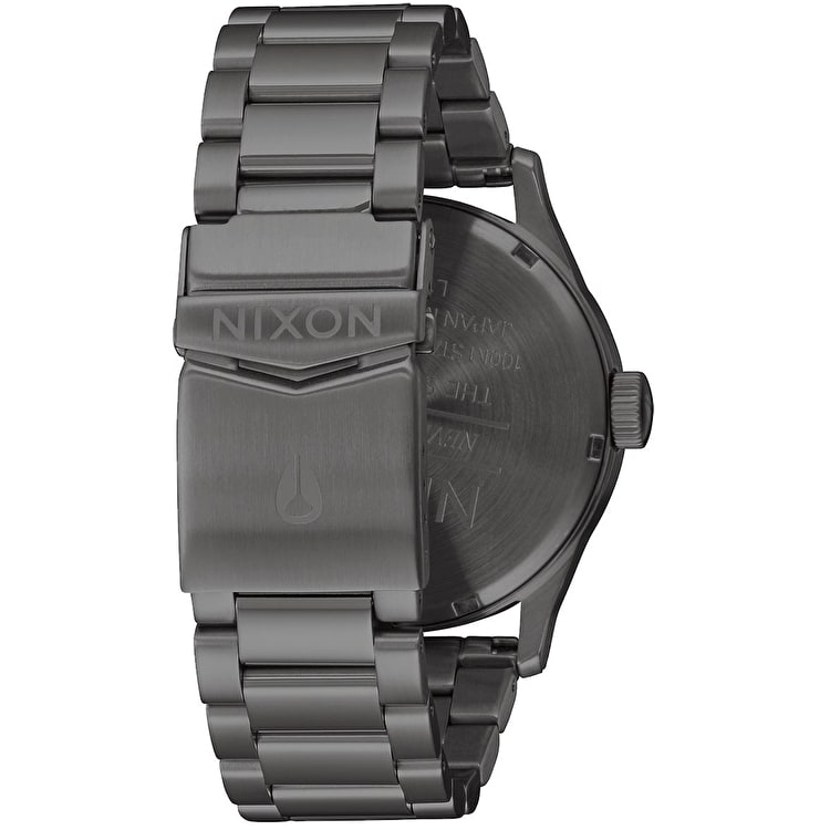 Nixon Sentry SS Watch - Navy/Gunmetal
