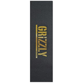 Grizzly Grip Tape - Gold Stamp