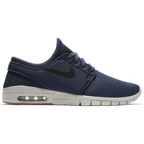 Nike SB Stefan Janoski Max Skate Shoes - Thunder Blue/Black