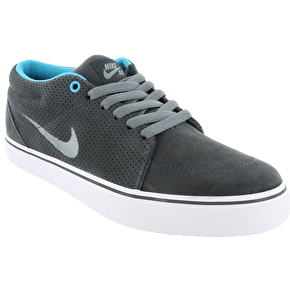 Nike SB Satire Mid Shoes - Anthracite/Clear Grey