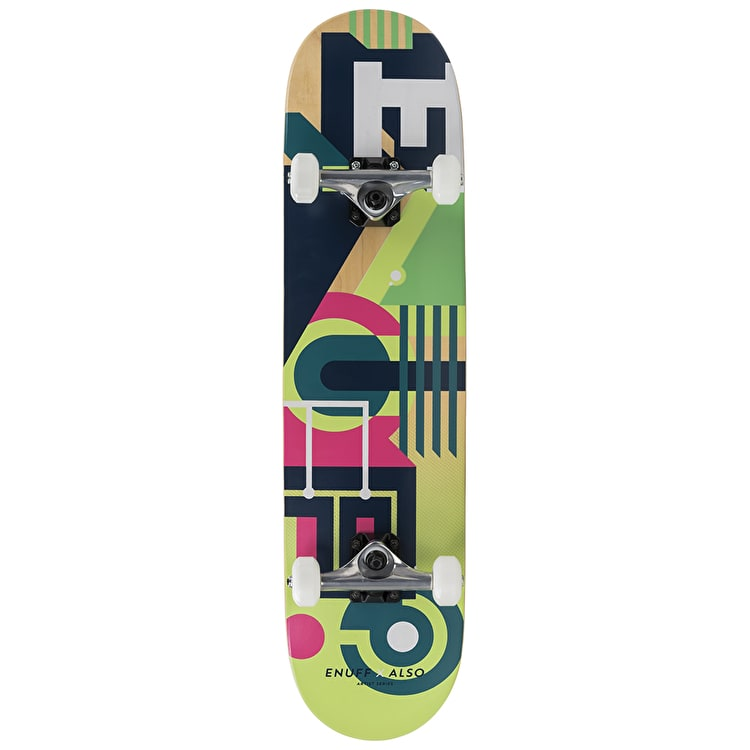 Enuff ALSO Complete Skateboard - Green