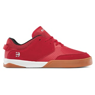Etnies Helix Skate Shoes - Red