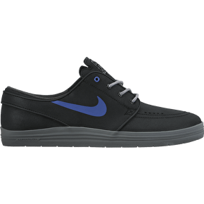 Nike SB Lunar Janoski Shoes - Black/Game Royal