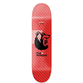 Primitive x Grizzly Rodriguez Bearhaus Skateboard Deck - 8.0