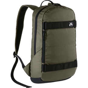 Nike SB Courthouse Backpack - Medium Olive/Black/White