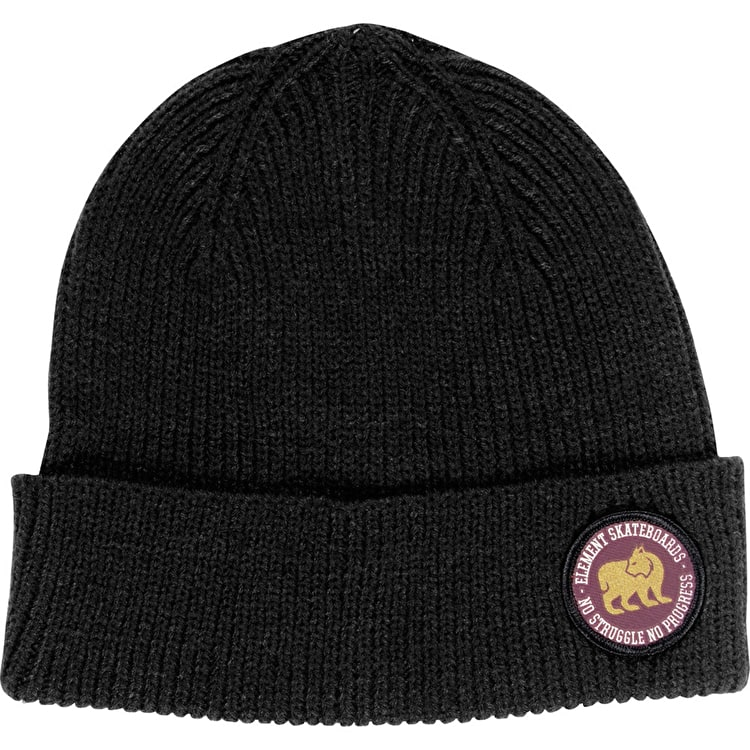 Element Westgate Beanie - Flint Black
