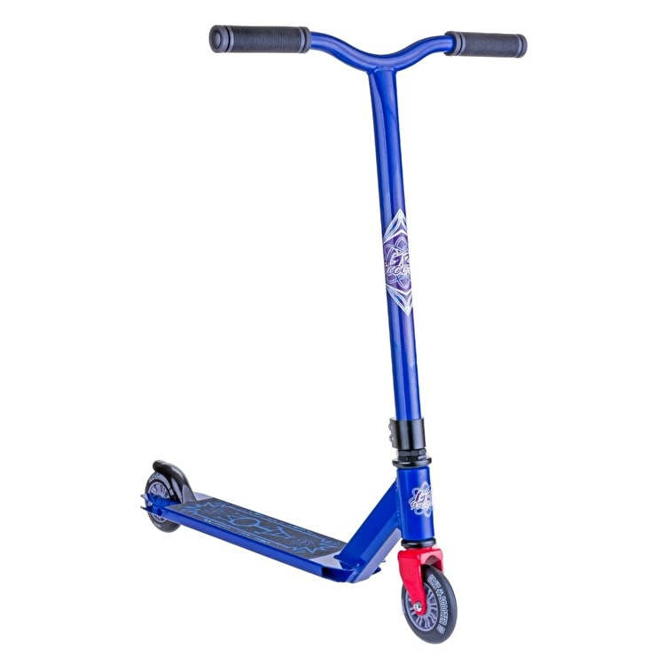 Grit Atom 2016 Complete Scooter - Blue