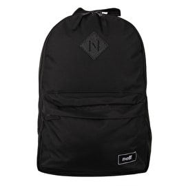 Neff Scholar Backpack - Black