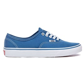 Vans Authentic Skate Shoes - Navy