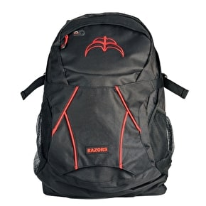 Razors Humble Backpack - Black/Red