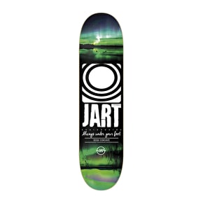Jart Skateboard Deck - Night 8.125