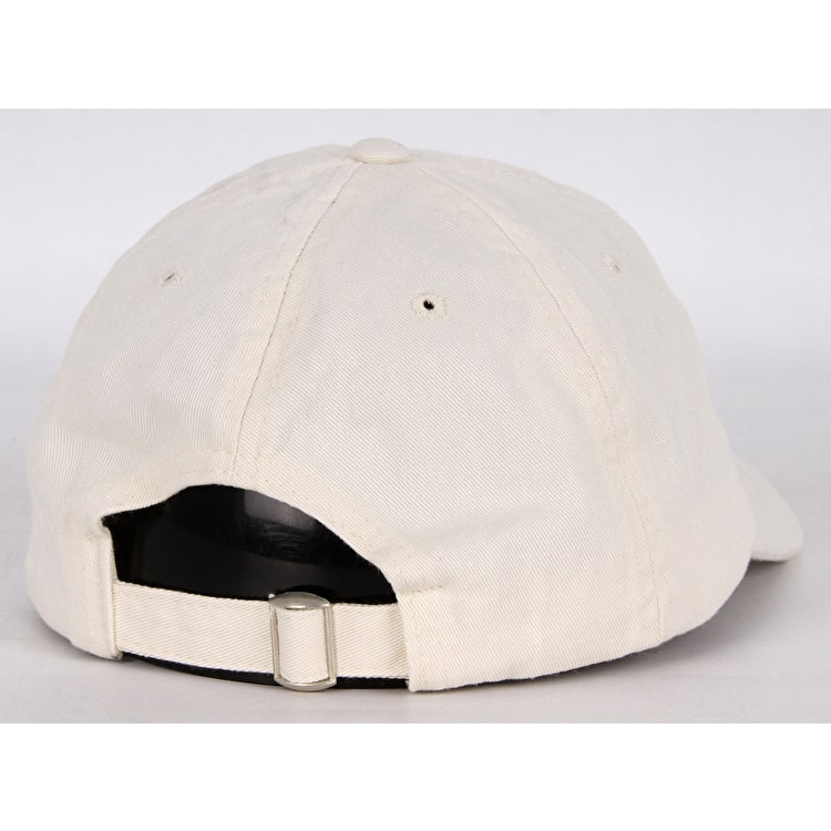 Skatehut 6 Panel Dad Cap - Beige