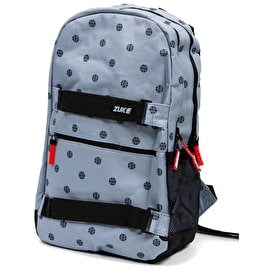 Zukie Polka Backpack - Grey