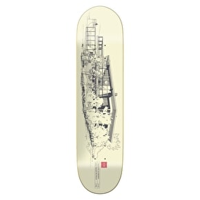 Chocolate Modern Homes Skateboard Deck - Brenes 8.125