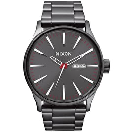 Nixon Sentry SS Watch - Gunmetal
