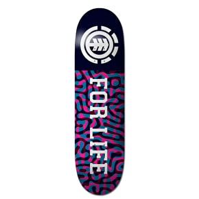 Element Forlife Braincell Skateboard Deck - 8.2