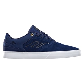 Etnies The Reynolds Low Vulc Shoes -Navy/White/Gold