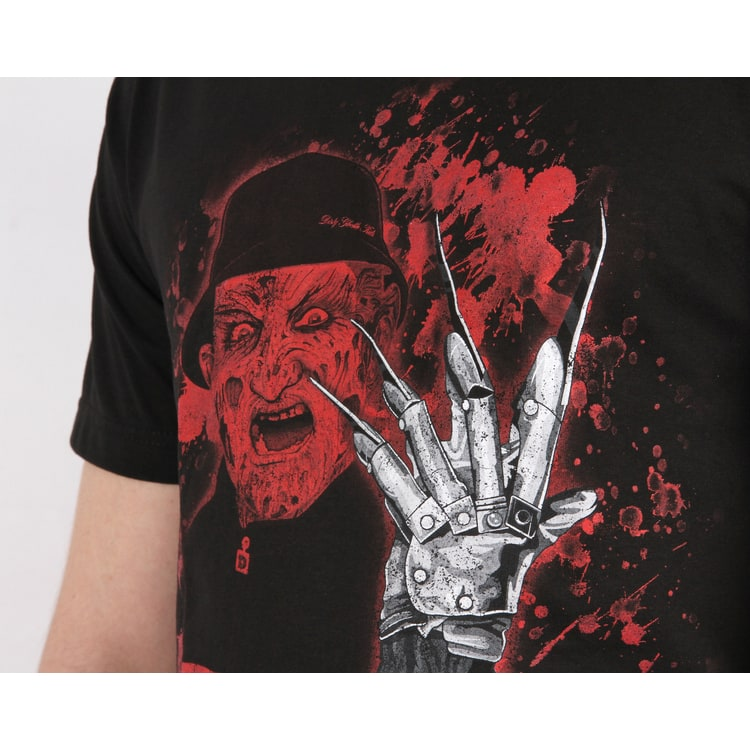 DGK Nightmare T-Shirt - Black