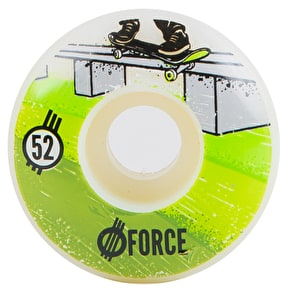Force Spot Skateboard Wheels - Ledge (Pack of 4)