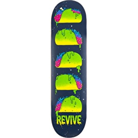 ReVive Zombie Taco Skateboard Deck