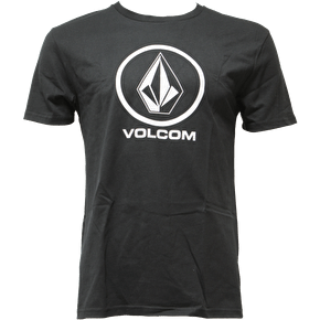 Volcom Circle Stone Basic T-Shirt - Black