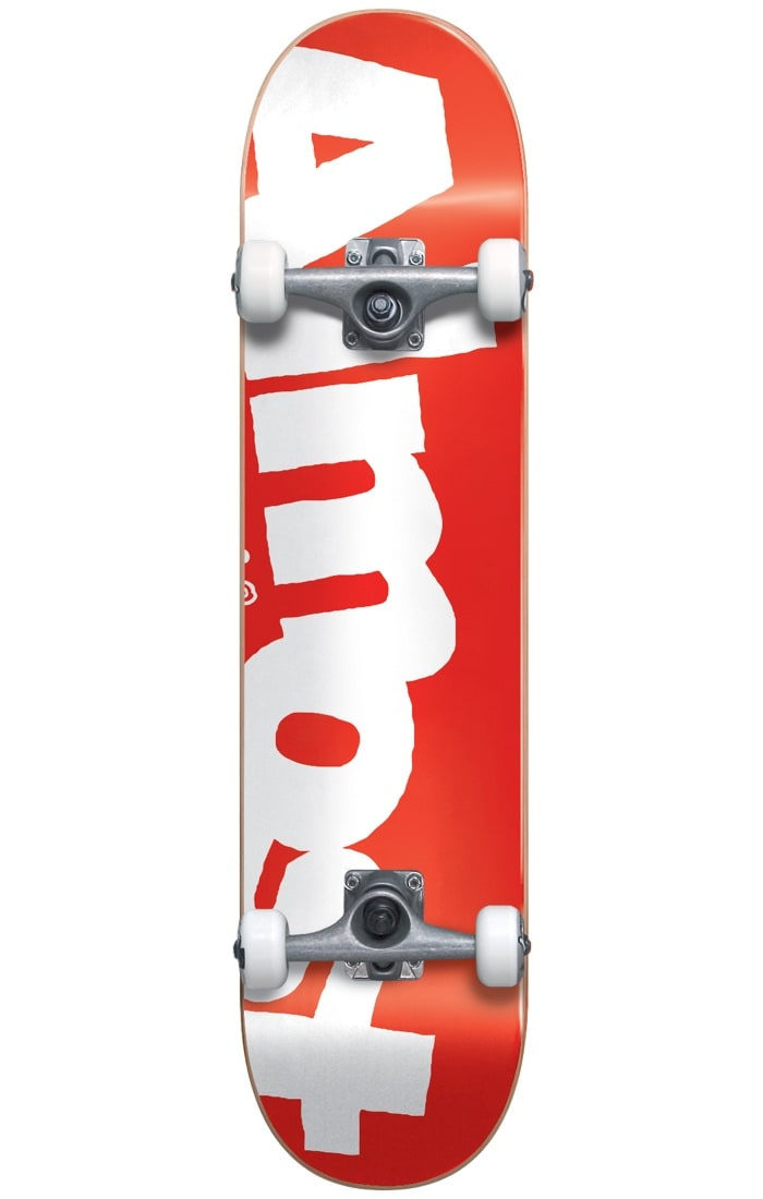 Almost Side Pipe Complete Skateboard