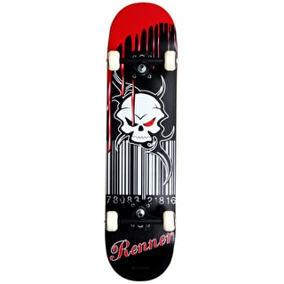 Renner A Series Blood Soaked Complete Skateboard