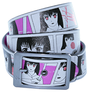 LowLife Belt Assasin Dirty White Reversible
