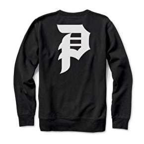 Primitive Dirty P Crewneck - Black