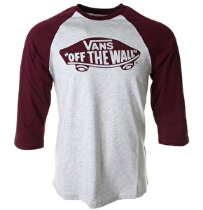 Vans OTW Raglan T-Shirt - Oatmeal Heather
