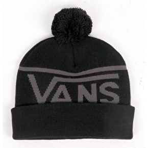 Vans Drop V Boys Beanie - Black