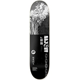 Primitive Najera Wake Skateboard Deck 8.125