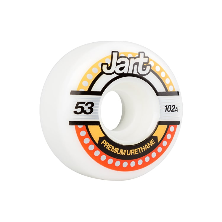 Jart Tron 102a Skateboard Wheels - 53mm