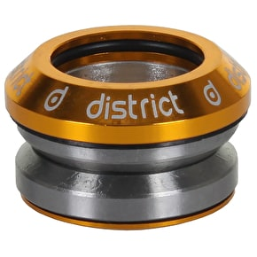 District S-Series Integrated Headset - Gold