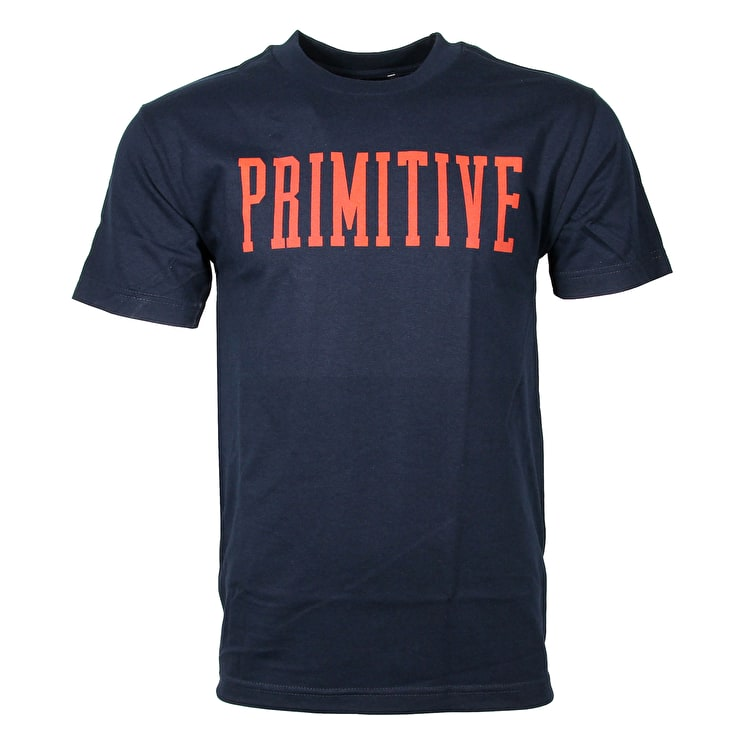 Primitive Dropout T-Shirt - Navy Heather