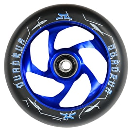 AO Scooters Quadrum 110mm Scooter Wheel - Blue