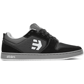 Etnies Verano Skate Shoes - Black/Grey