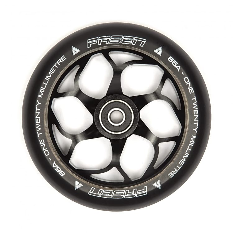 Fasen 120mm Scooter Wheel - Black