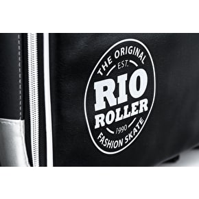 Rio Roller Fashion Skate Bag - Black/White