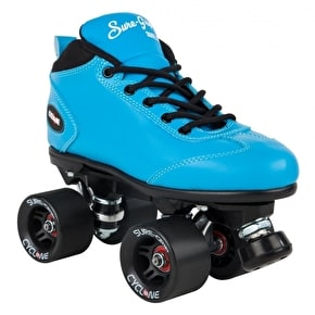 Sure Grip Cyclone Quad Roller Skates - Blue
