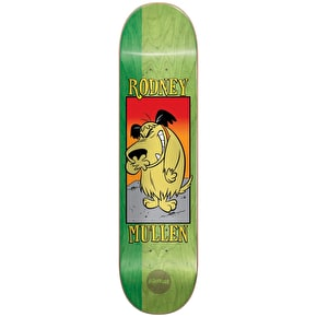 Almost Muttley R7 Skateboard Deck - Mullen 8