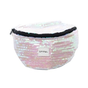 Spiral Harvard Glamour Sequins Bum Bag