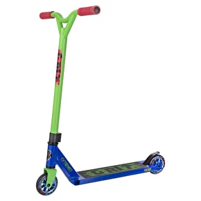 Grit 2018 Extremist Complete Scooter - Blue/Green
