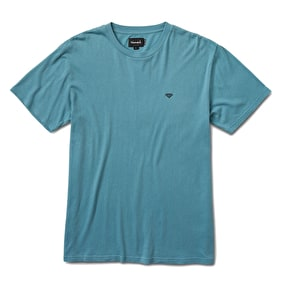 Diamond Supply Co Brilliant Slub T-Shirt - Blue
