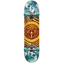Darkstar Remains Complete Skateboard - Gold Fade 7.75